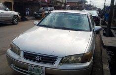 Super Clean Toyota Camry Nigeria Used 2002 Model