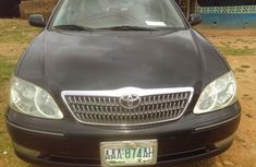 Properly maintained Nigerian used 2005 Toyota Camry