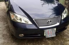 Super Clean Nigerian used 2007 Lexus ES 350