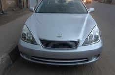 Foreign Used Lexus ES 2007 Model Grey/Silver