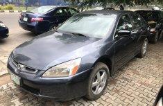 Fairly Nigerian Used Honda Accord 2003 Model