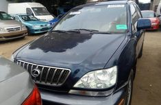 Very Clean Foreign used 2001 Lexus RX