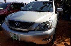 Neat Nigerian used 2005 Lexus RX