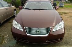 Super Clean Lexus ES 2007 Model