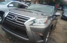 Neat Foreign Used Lexus GX 2015 Model