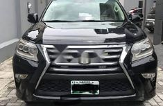 Nigerian Used Lexus GX 2015 Model Black