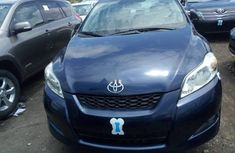 Very Clean Foreign used Toyota Matrix 2010