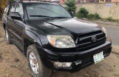 Very Clean Nigerian used Toyota 4-Runner