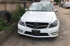 Very Clean Foreign used Mercedes Benz C300 2012