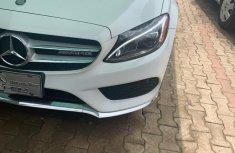 Foreign Used Eleganto Benz C300 2015 Model White