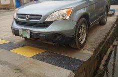 Sharp Blue 2008 Nigerian Used Honda CRV Automatic in Lagos