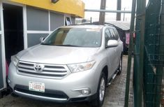 Foreign Used 2011 Toyota Highlander for sale