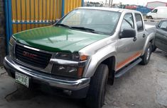 Spotless Nigerian used 2007 GMC Canyon