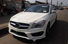 Neat Foreign used 2015 Mercedes-Benz CLA-Class