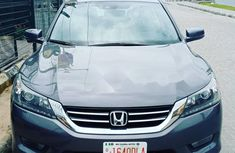 Foreign Used Honda Accord 2015 Model Grey/Silver
