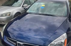 Foreign Used 2005 Honda Accord 2.4 Automatic
