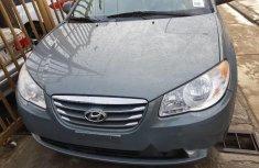 Foreign Used Hyundai Elantra 2010 Model Grey/Silver