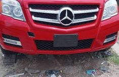 Foreign Used Mercedes-Benz GLK 2012 Model Red