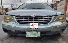 Clean Nigerian Used Chrysler Pacifica 2003 Model