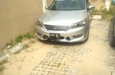 Foreign Used Honda Accord 2013 Model Grey/Silver