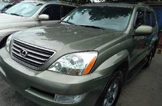 Foreign Used Lexus GX 2008 Model Beige