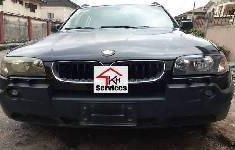 Very Clean Nigerian used BMW X3 2003