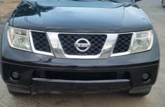 Clean Foreign Used Nissan Pathfinder 2005 Model Black