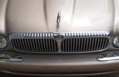 Clean Foreign Used Jaguar XJ 2001 Model