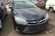 Black Tokunbo Toyota Camry 2016 Sedan for Sale in Lagos