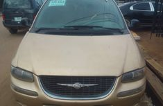 Nigerian Used Chrysler Town & Country 2000 Model for sale