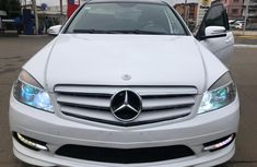 Fairly Nigerian Used Mercedes Benz C300 2011 Model White