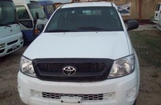 Black Nigerian Used 2008 Toyota Hilux 4x4 for Sale in Naijauto