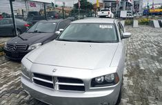 Tokunbo Dodge Charger 2010 Model Grey/Silver