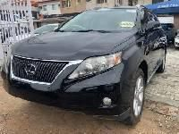 Foreign Lexus RX Automatic 2011 Model Black