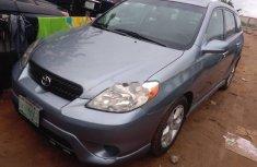 Super Clean Nigerian used Toyota Matrix 2006