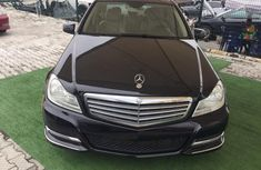 Foreign Used Mercedes-Benz C250 2013 Model Black