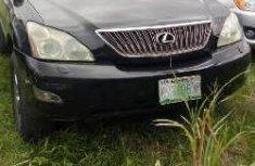 Nigerian Used Lexus RX 2005 Model Black