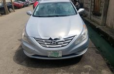Nigerian Used Hyundai Sonata 2012 Model Blue
