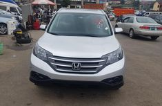 Neat Foreign used Honda CR-V 2012