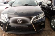 Foreign Used 2015 Lexus RX Automatic