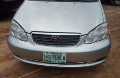 Sharp Nigeria Used Toyota Corolla 2005 Model for Sale
