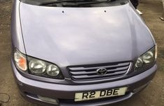 Cheap Foreign Used Toyota Picnic 2000 Model for Sale