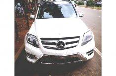 Tokunbo Mercedes Benz CLK 350 2012 Model White for Sale