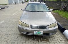 Neat Nigerian used 2000 Toyota Camry