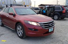 Neat Naija Used Honda Accord Cross Tour 2010 Model for Sale in Lekki