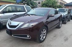 Clean Nigerian Used Acura ZDX 2010 for Sale in Lekki