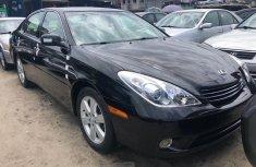 Black 2005 Foreign Used Lexus ES 330 in Apapa