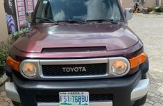 Nigerian Used Toyota FJ Cruiser 2008 Model