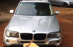 Nigerian Used BMW X3 2009 Model
