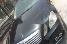 Foreign Used Mercedes-Benz E350 2010 Model Black